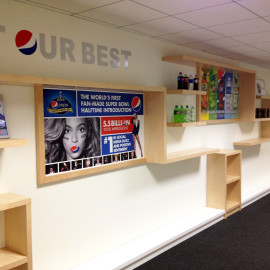Corporate Decor | PepsiCo | White Plains, NY