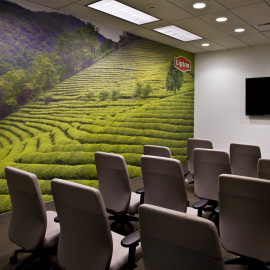 Corporate Décor | PepsiCo | Somers, NY