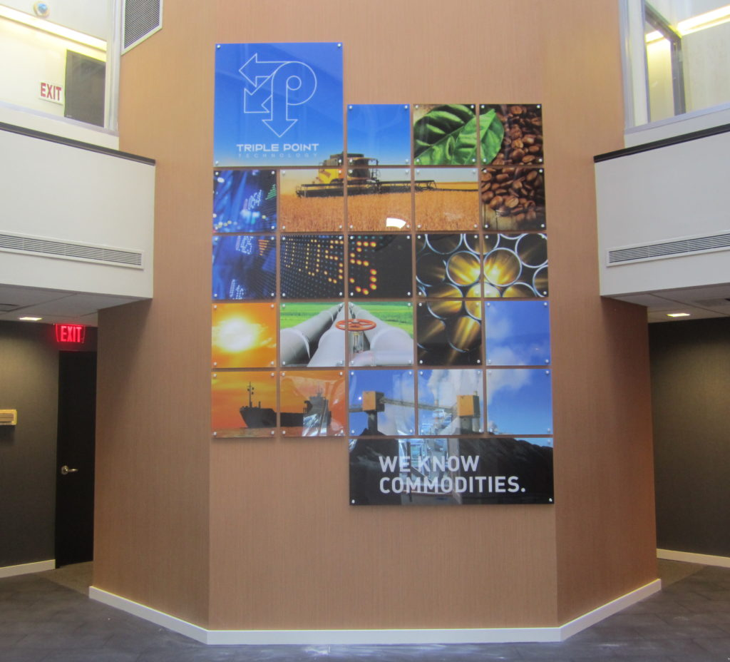 Environmental Branding | Triple Point Technology | Westport, CT