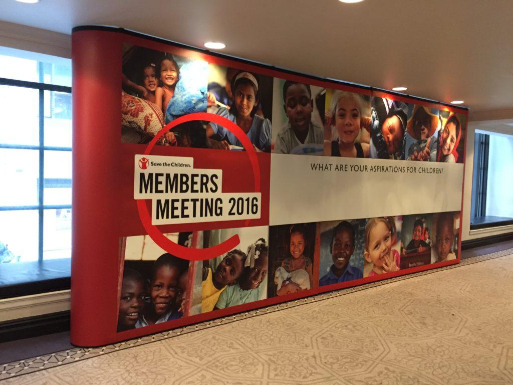 Event Management | Save the Children
