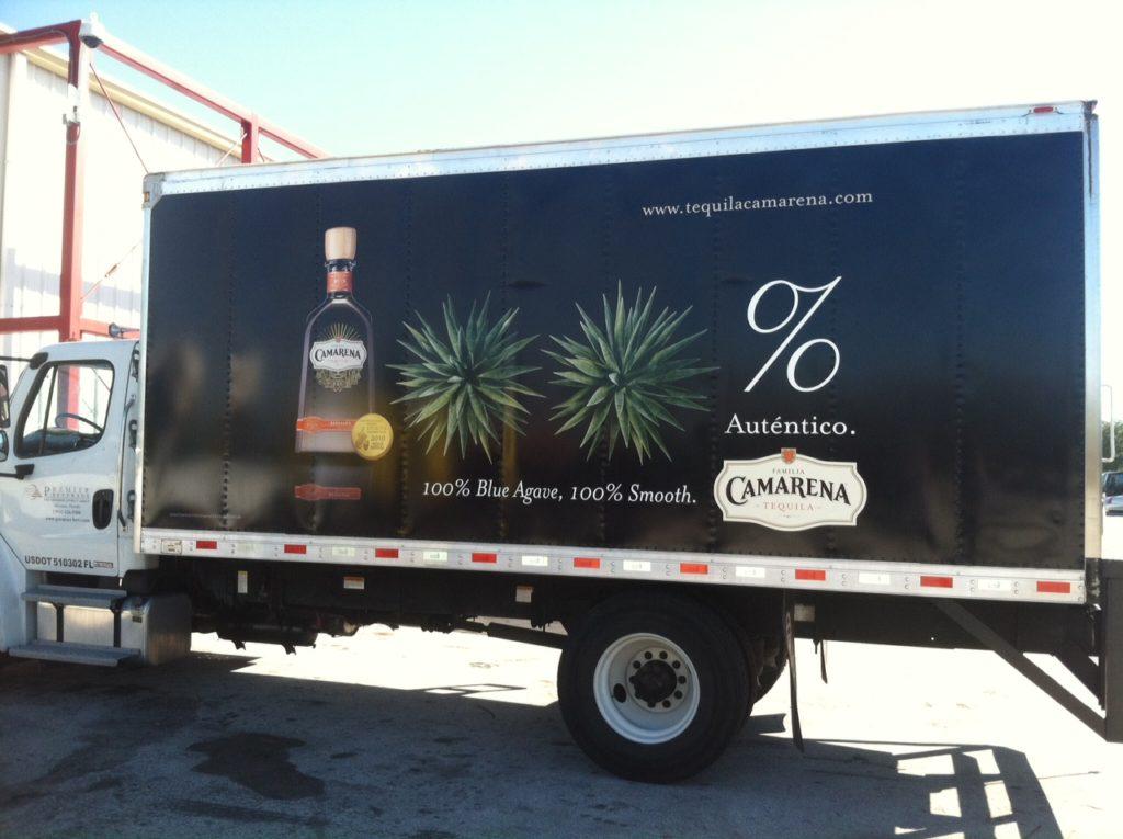 Fleet Graphics/Truck Wraps | Camarena