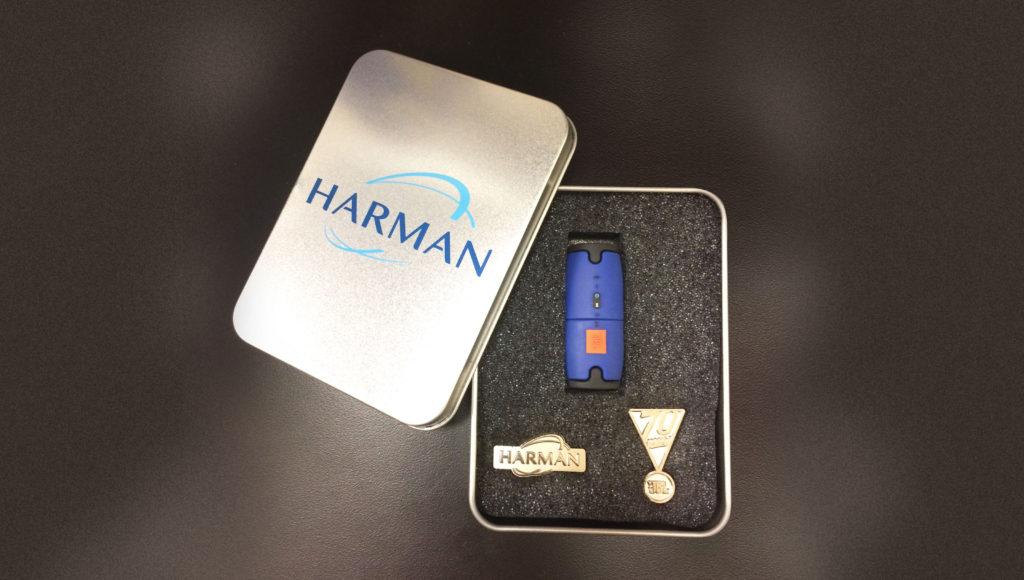 Corporate Gift | Harman